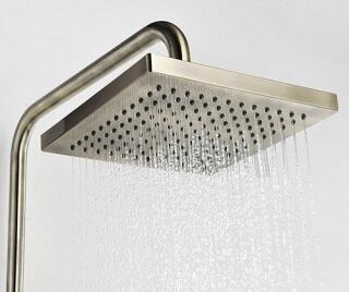 Душевой комплект WasserKRAFT 112х51,6 см