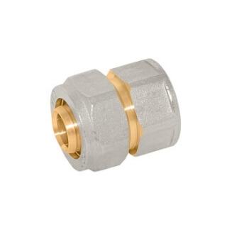 Соединитель 1/2 дюйма F х 20 мм Цанга 530002N042020А