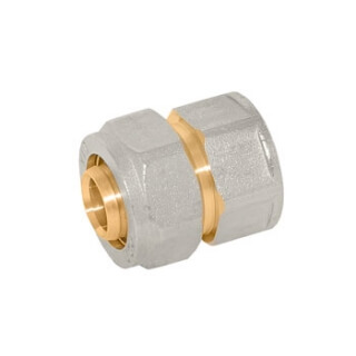 Соединитель 3/4 дюйма х 26 мм F-Цанга 530002N052630А