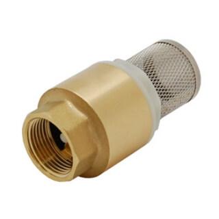 Клапан обратный с сеткой S-T SM02604 3/4 дюйма