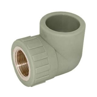 Полипропиленовый уголок 20 мм х 1/2 дюйма L20F3