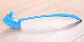 Ершик-щетка для унитаза ST SM-JX3006/BL голубой