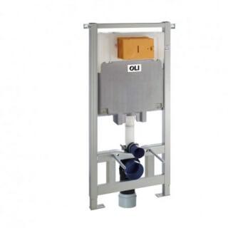 Система инсталляции для подвесного унитаза OLI 80 (0500*1150*0120), механическая