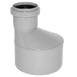 Патрубок канализационный переходный 3744 D=110/50