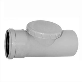 Ревизия для канализационных труб РОССИЯ D=50 (3746)