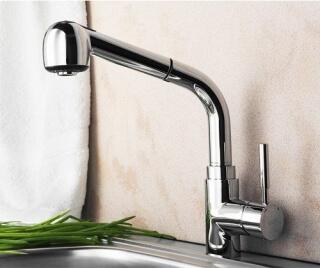 Смеситель для кухни WasserKRAFT Main 4166
