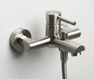 Смеситель для ванны WasserKRAFT  с коротким изливом Wern 4201