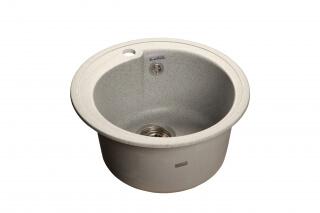 Мойка мрамор RONDO GF-R--450 GRANFEST серый