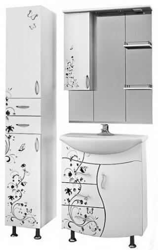 "Комплект мебели для ванной S-T ""МАНТИКОРА-18 65"" (MIA 65)"