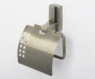 Держатель туалетной бумаги с крышкой WasserKRAFT К-5225