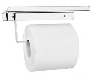 Держатель для туалетной бумаги с полкой ST SM-JDL01