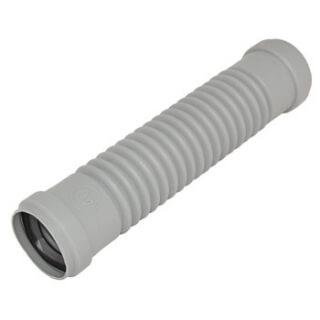 Отвод канализационный гибкий полипропилен ОРИО ОКГ-40 40мм (7125)