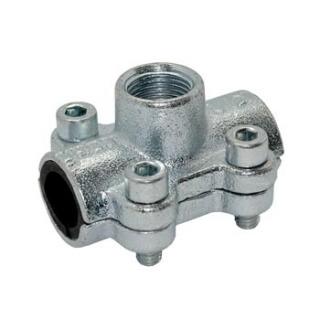 Ремонтно-монтажная обойма с водоотводом GEBO ANB 1-1/2 х 3/4 дюйма