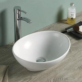 Раковина для ванной комнаты накладная Мелана MLN-7138