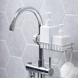 Полка универсальная для излива смесителя или душ-штаги ST SM-SR002