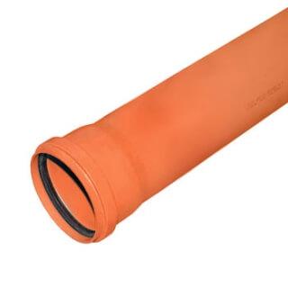 Труба для наружной канализации L=300 cм