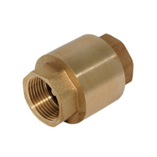 Клапан обратный S-T 2105 1 дюйм