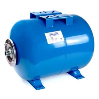 """Гидроаккумулятор горизонтальный UNIPUMP """"UNIPRESS"""" (100 литров)"""