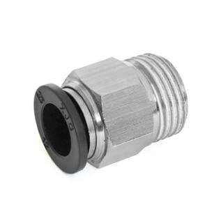 Соединитель PUSH PC12-04 1/2 дюйма M x12 мм (быстросъемные фитинги)