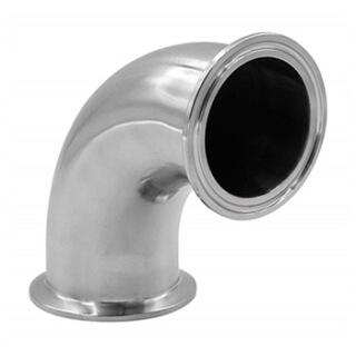 Кламп-отвод CLAMP 90° SSTC-L38 1-1/2 дюйма