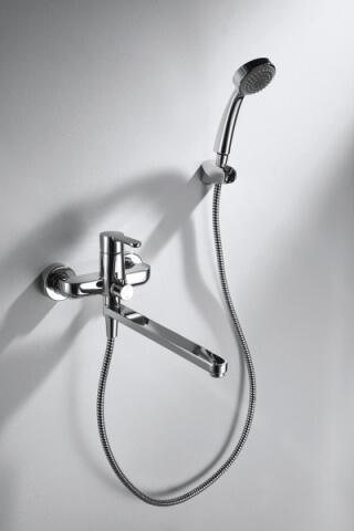 Смеситель STREAM (F-637C-LB) для ванны
