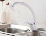 Смеситель для кухни MATRIX SMF-420817/WT белый