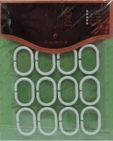 Штора для ванной комнаты ST С6 180х180