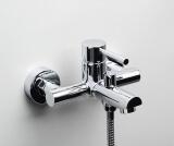Смеситель для ванны WasserKRAFT с коротким изливом Main 4101