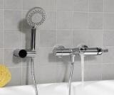 Смеситель для ванны WasserKRAFT с коротким изливом Berkel 4801