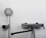 Смеситель для ванны WasserKRAFT с длинным изливом  Berkel 4802L