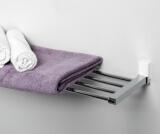 Полка для полотенец WasserKRAFT К-5011WHITE