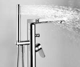 Напольный смеситель для ванны Dinkel 5821 WasserKRAFT