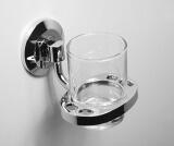 Подстаканник стеклянный WasserKRAFT K-6228