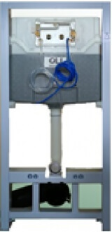Инсталляция OLI 120 ECO Sanitarblock pneumatic