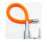 Смеситель для кухни MATRIX SMF-398001/OR (излив оранжевый силиконовый)