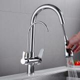 Смеситель для кухни MATRIX SMF-363637 (2 in 1) для подключения фильтра питьевой воды