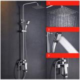 Душевая система MATRIX настенная со смесителем SMF-723453