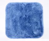Коврик для ванной комнаты 90х57 см WasserKRAFT Wern BM-2503 Dark Blue