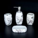 Набор для ванной комнаты керамика YH90029