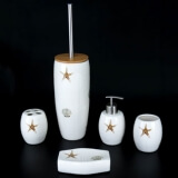 Набор для ванной комнаты керамика ST B30012