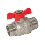 Кран шаровой SAS 1030-7T 3/4 дюйма M-M полнопроходной