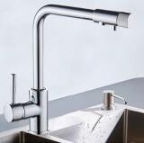 Смеситель для кухни MATRIX SMF-323267 (2 в 1) для фильтра питьевой воды