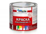 """Краска масляная МА-15 """"LINE COLOR"""" 2,5 кг. Оранжевая"""