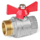 Кран шаровой BASE VT.218.N.06 1 дюйм F-M